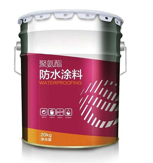康巴什聚氨酯防水涂料