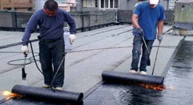 鄂尔多斯防水屋顶防水补漏材料和注意事项~